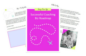 Fillable Workbooks - Put what you learn into context within your own business with workbooks to get your thinking and planning