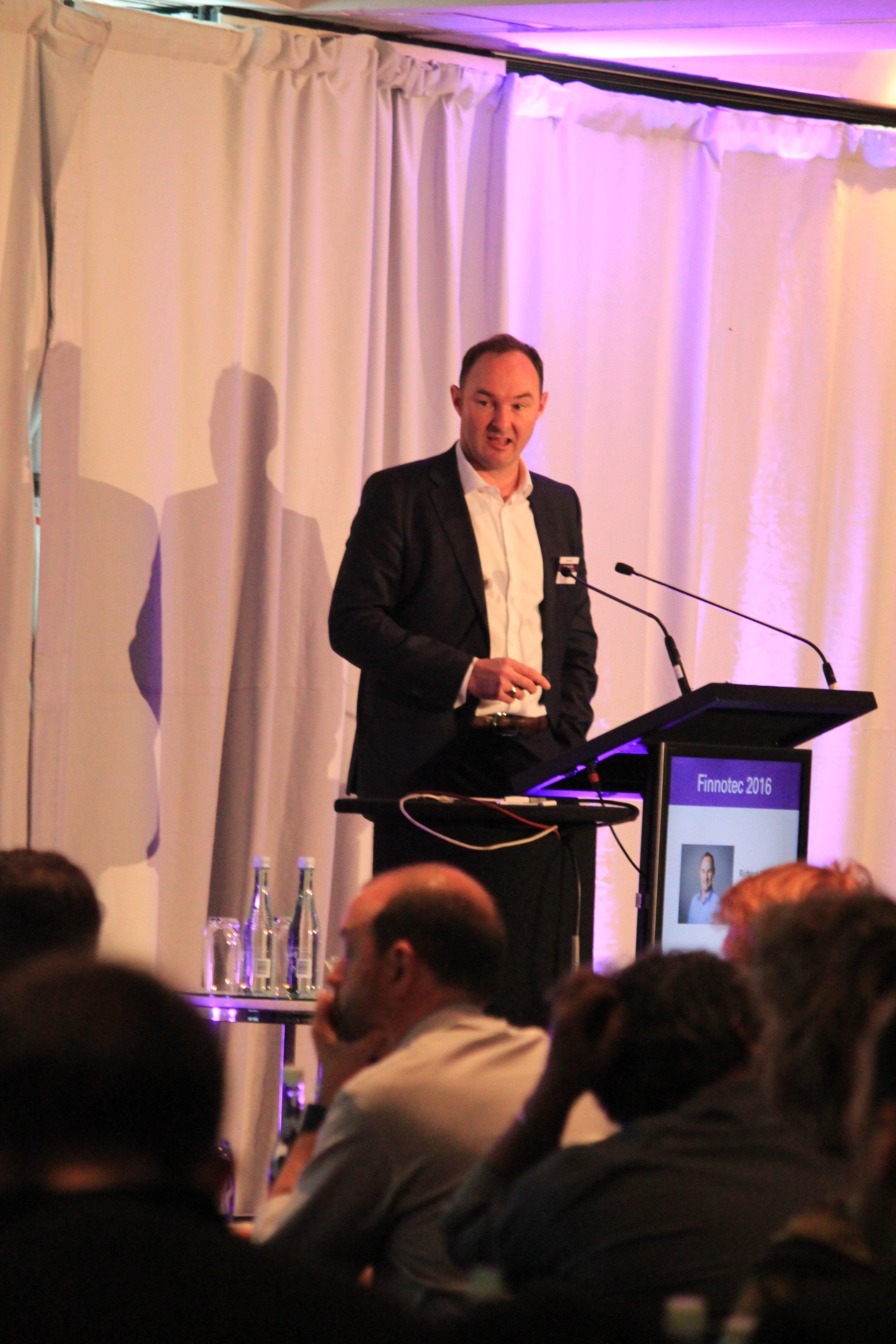 Richard Dellabarca, CEO, NZ Venture Investment Fund