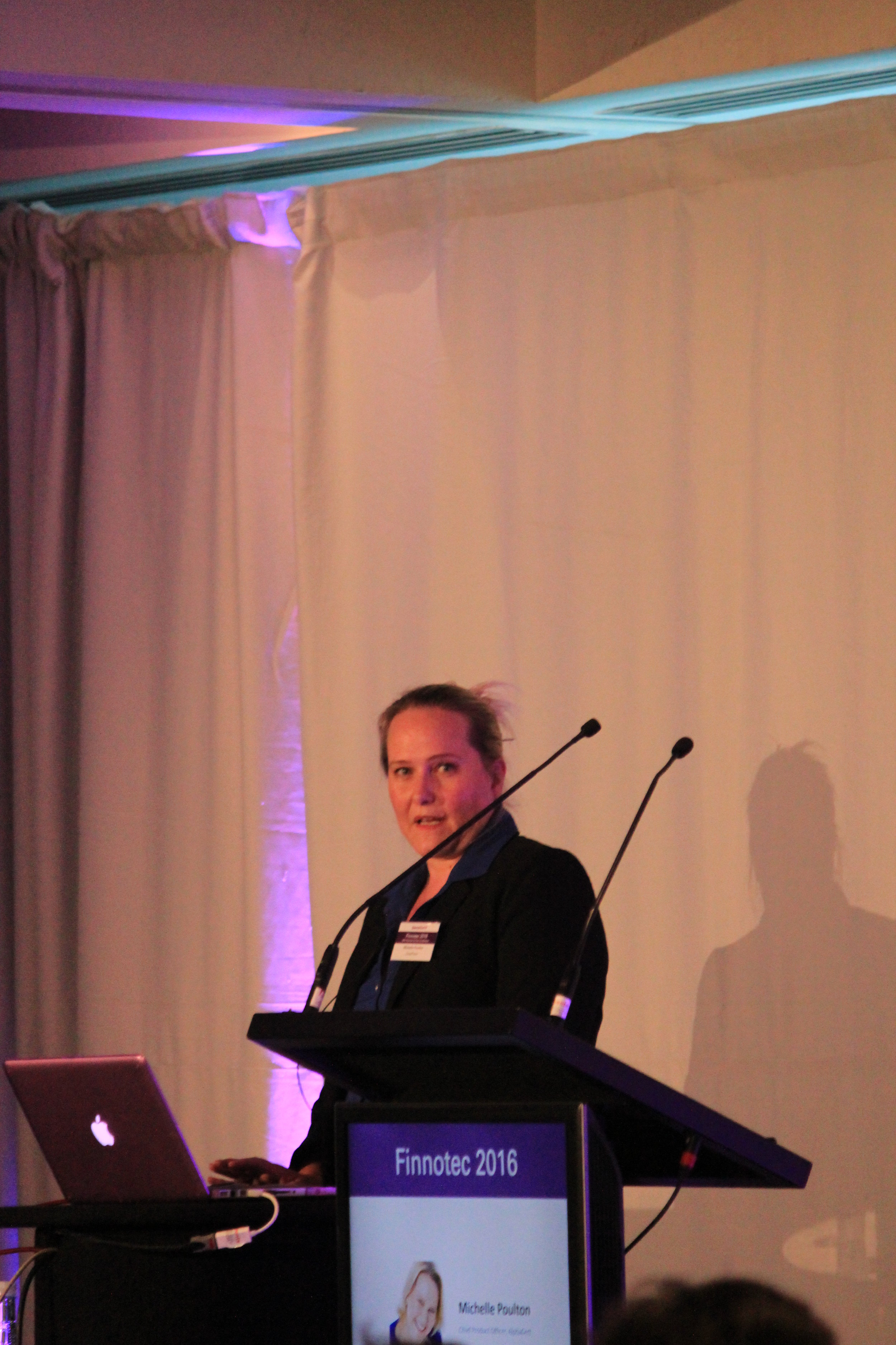 Michelle Poulton, Chief Product Officer, AlphaCert