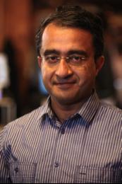 Binu Paul, fintech entrepreneur