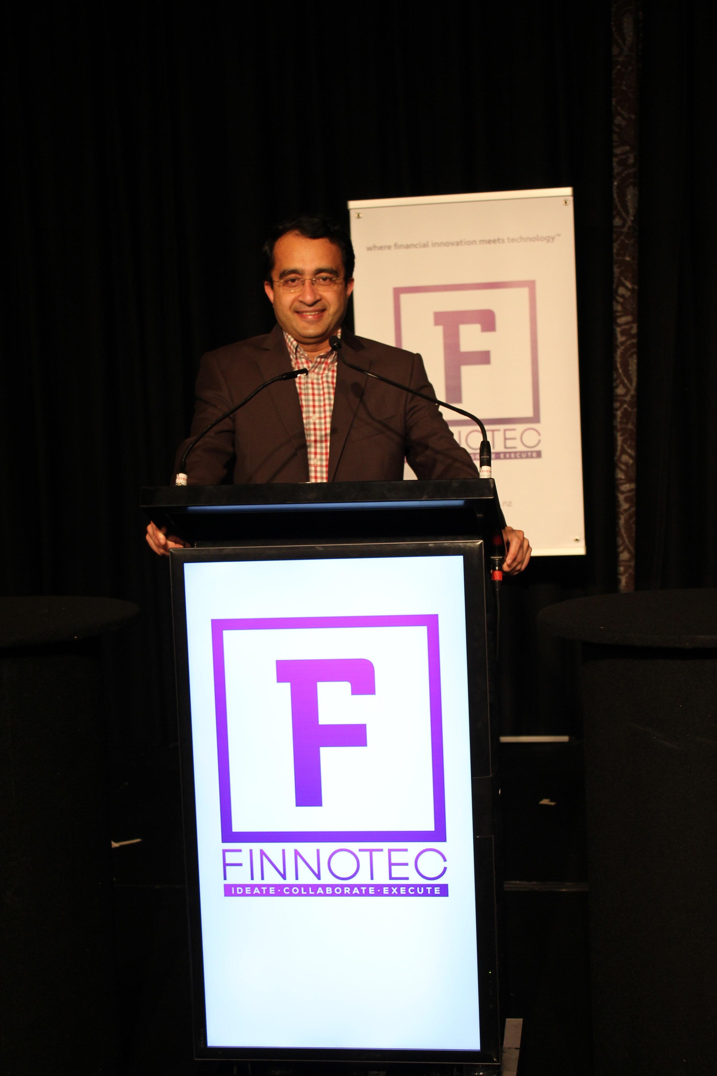 Binu Paul, Founder, Finnotec