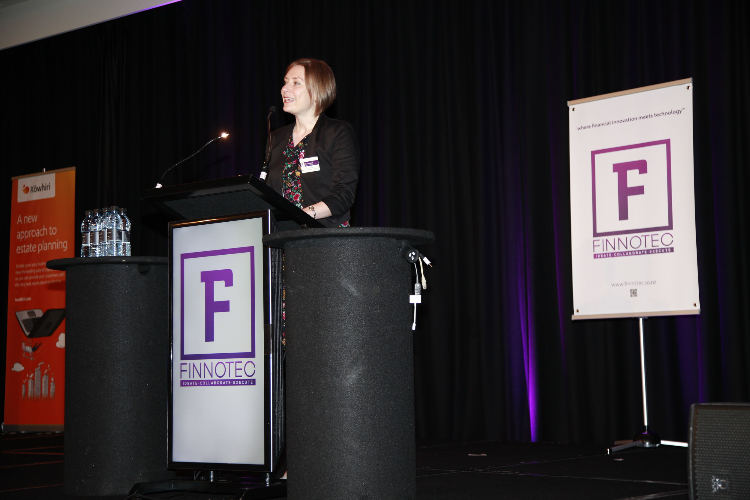 Poppy Haynes, Fintech Lead, Ministry of Business, Innovation & Employment