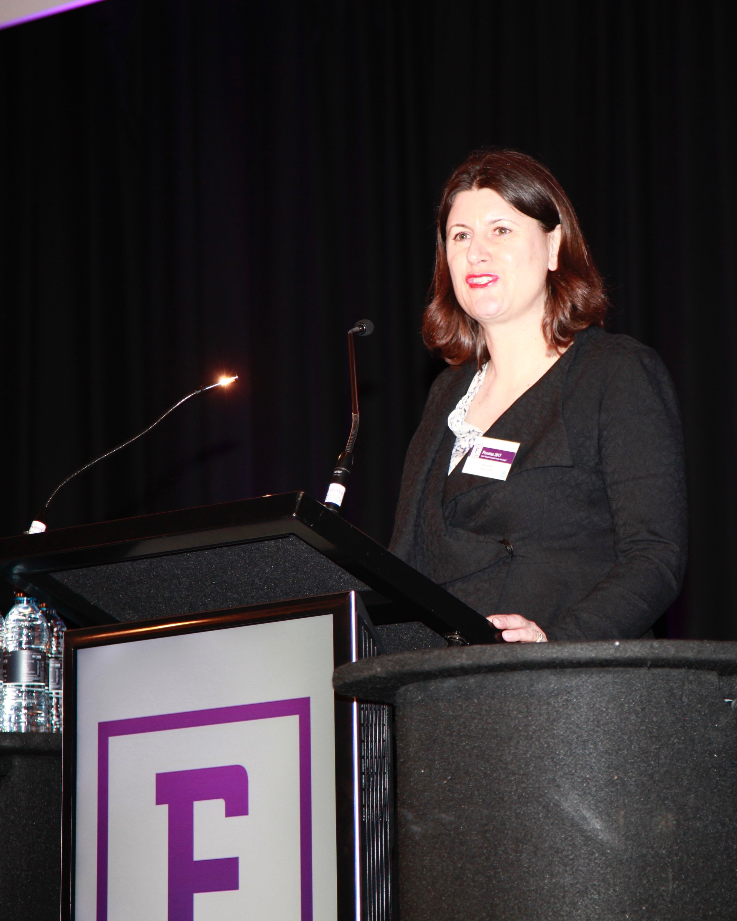 Lisa Mullin, CEO, Anthony Harper