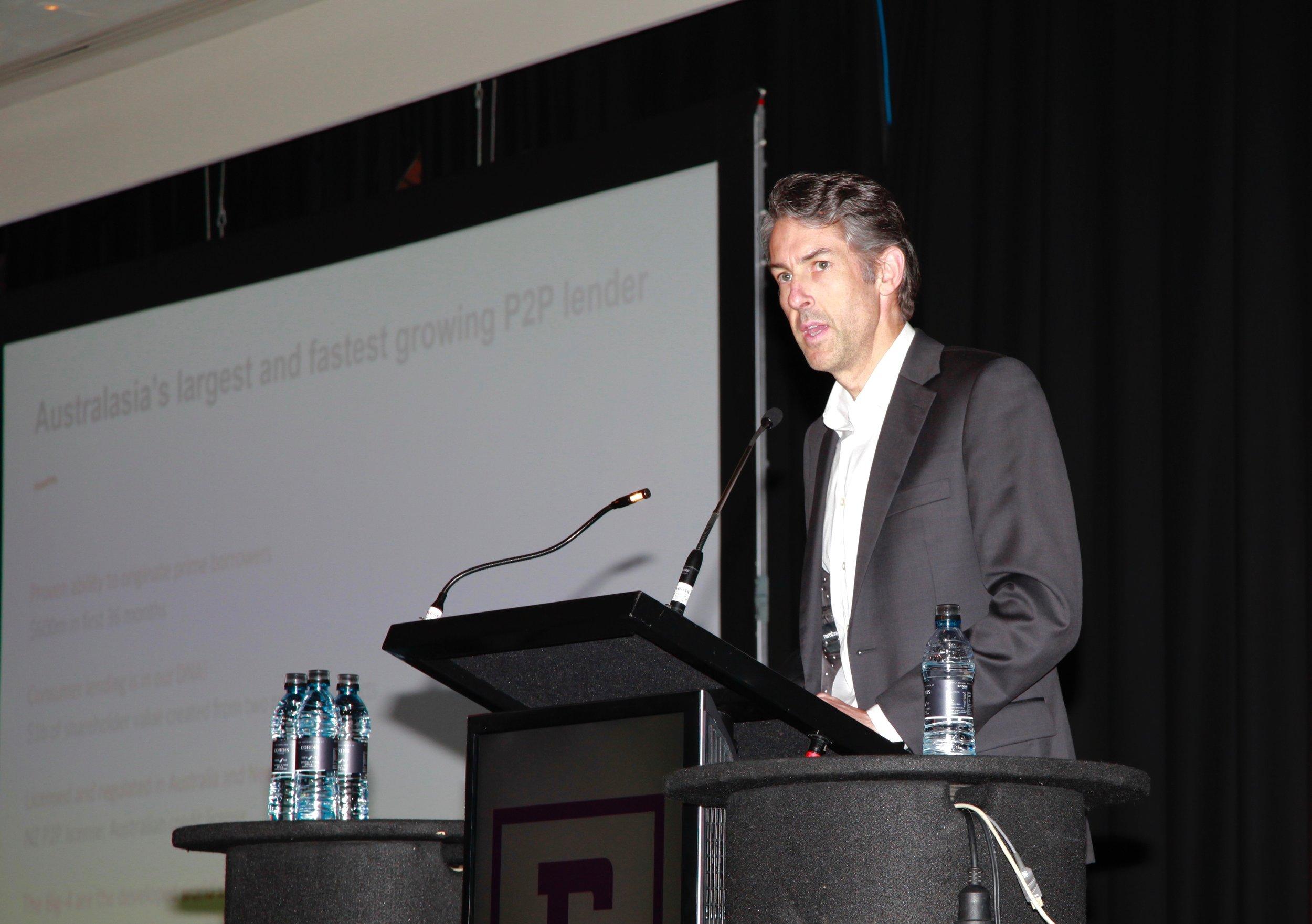Duncan Gross, Chief Technology Officer, Harmoney