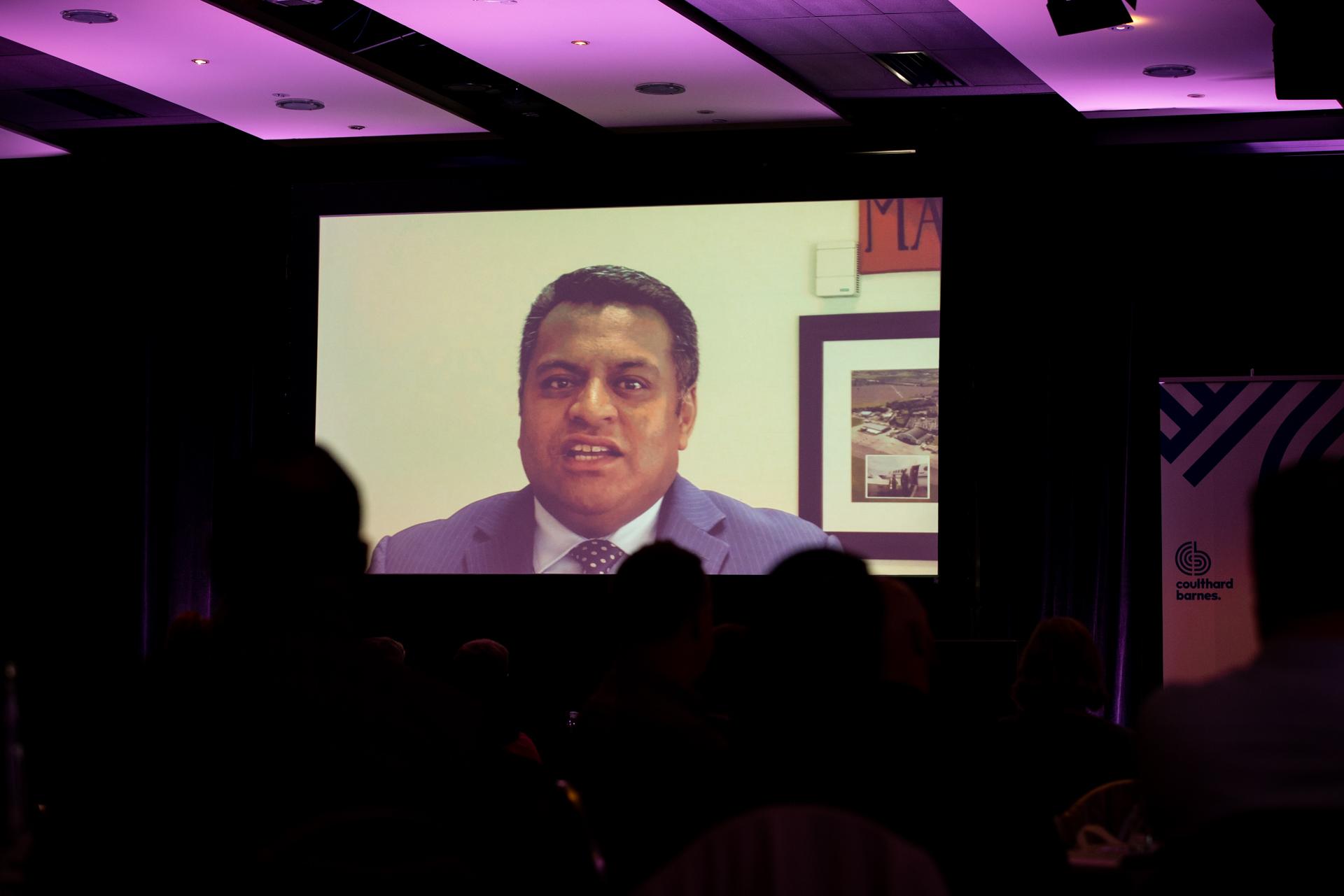 Hon. Kris Faafoi, Minister of Commerce & Consumer Affairs
