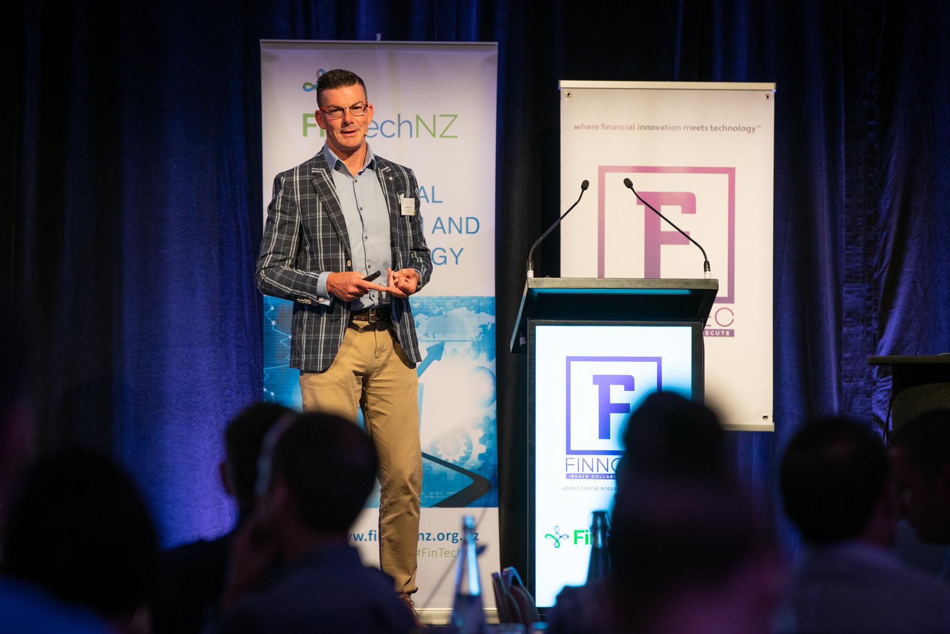 James Brown, General Manager, Fintech NZ