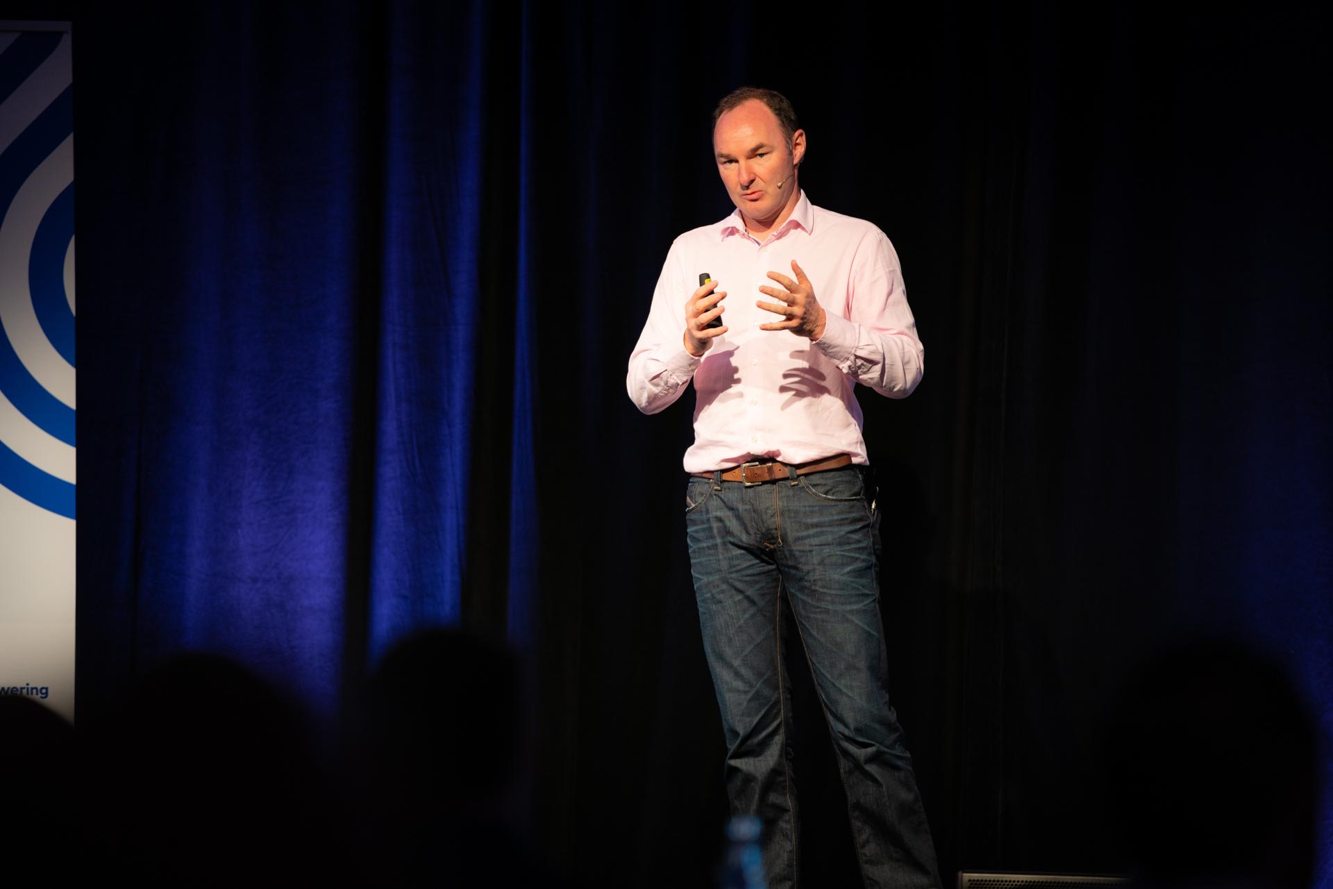 Richard Dellabarca, CEO, NZVIF