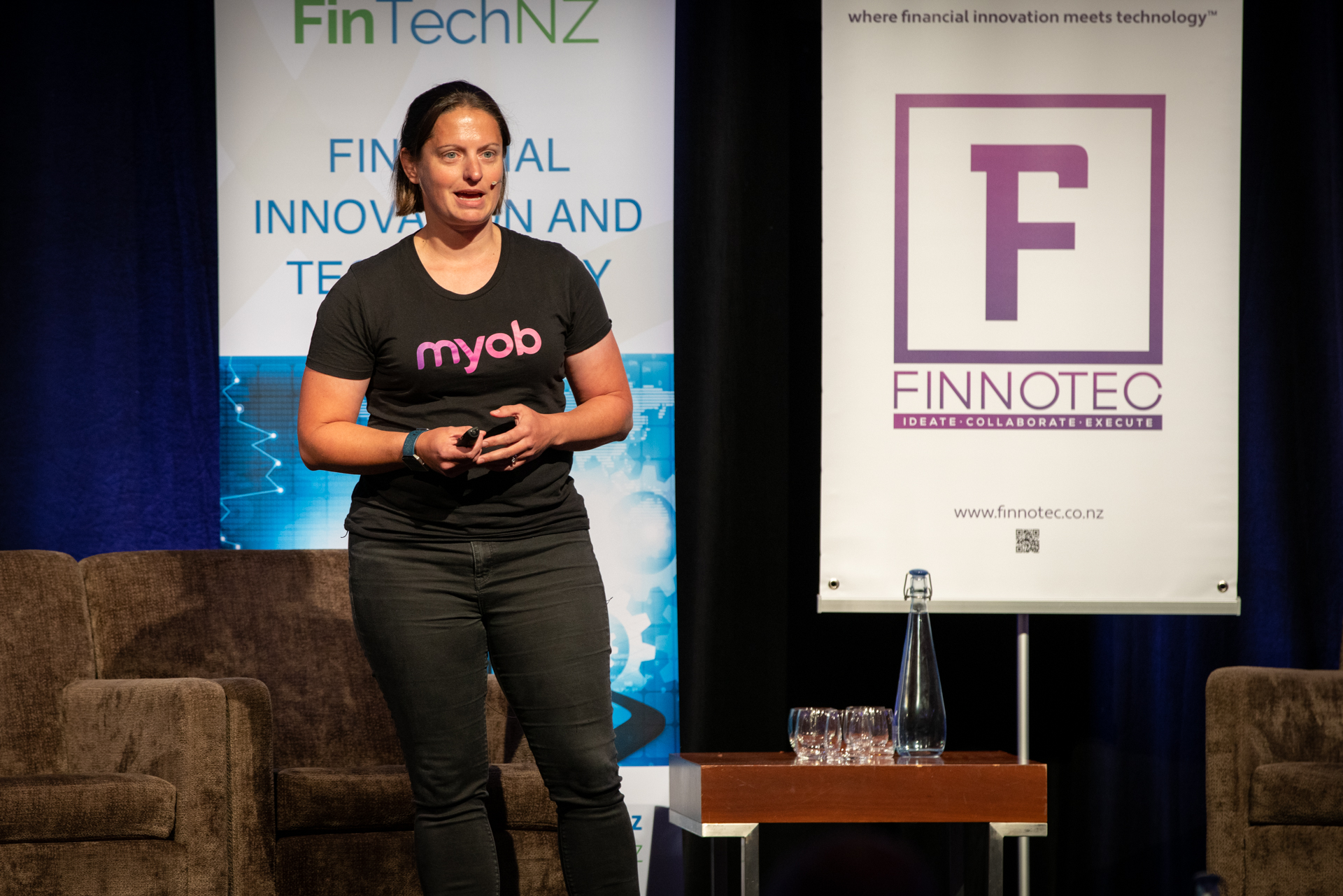 Krissy Sadler-Bridge, Head of Marketing, MYOB