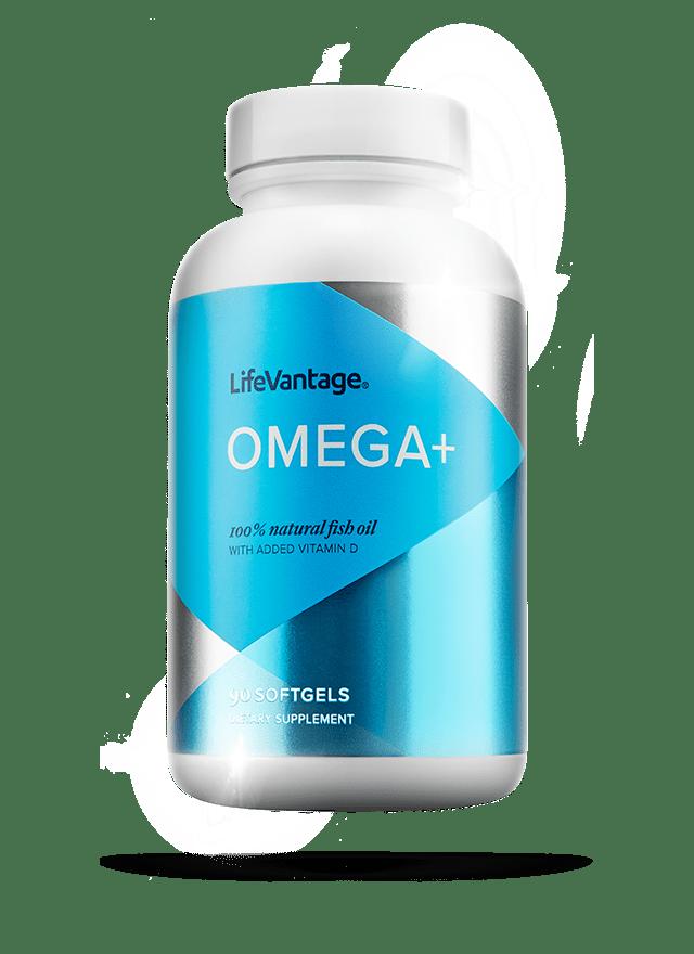 Immunity Health // Omega+