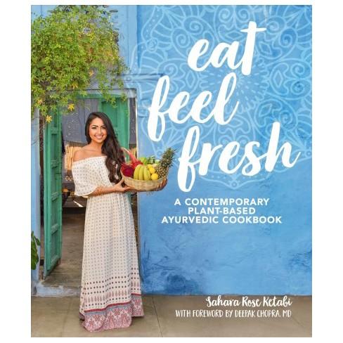 Sahara Rose // Eat Feel Fresh Cookbook
