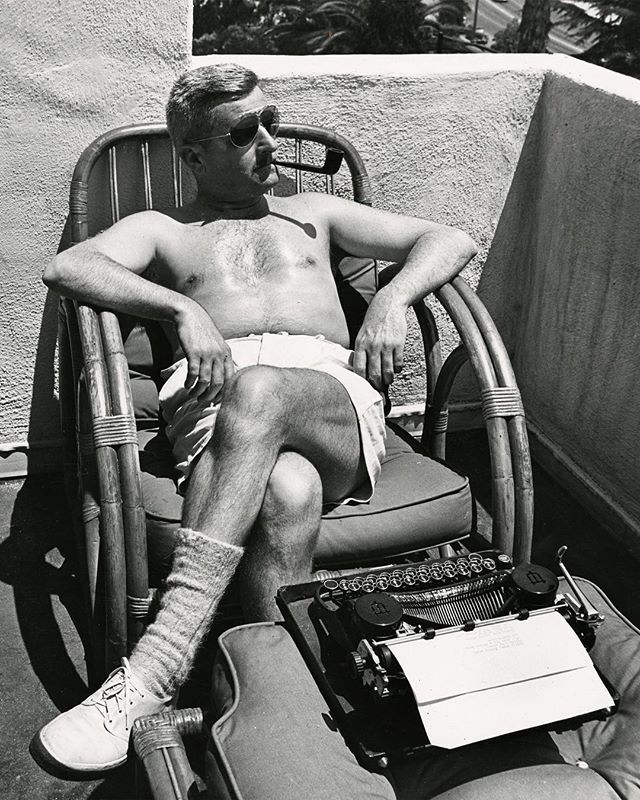 Happy birthday to Mr. Faulkner—one of the world's greatest twentieth-century writers! 🎉 PC: @rareuva