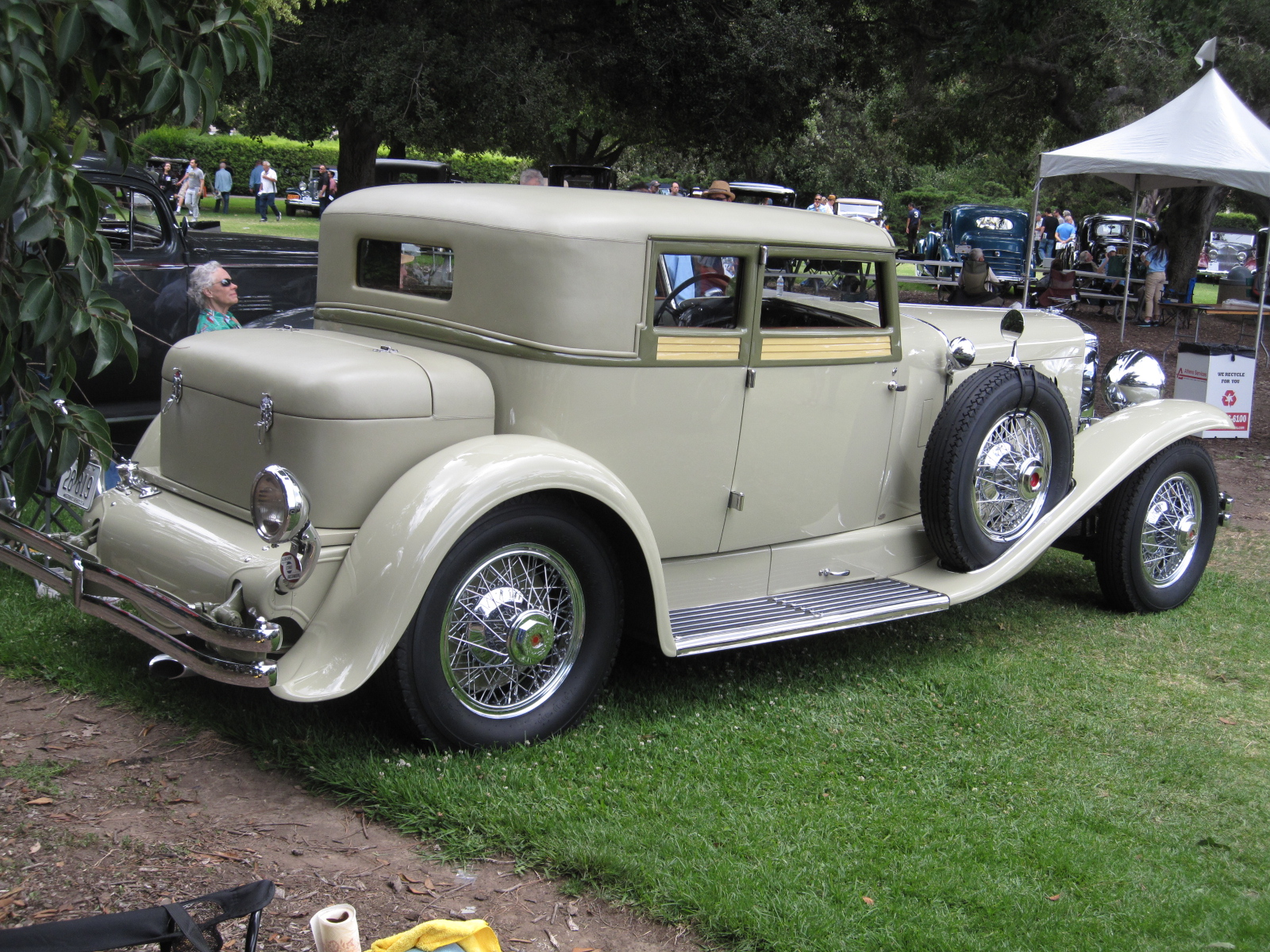 1932 Duesenberg J Victoria Coupe, Judkins Mark Hyman.JPG