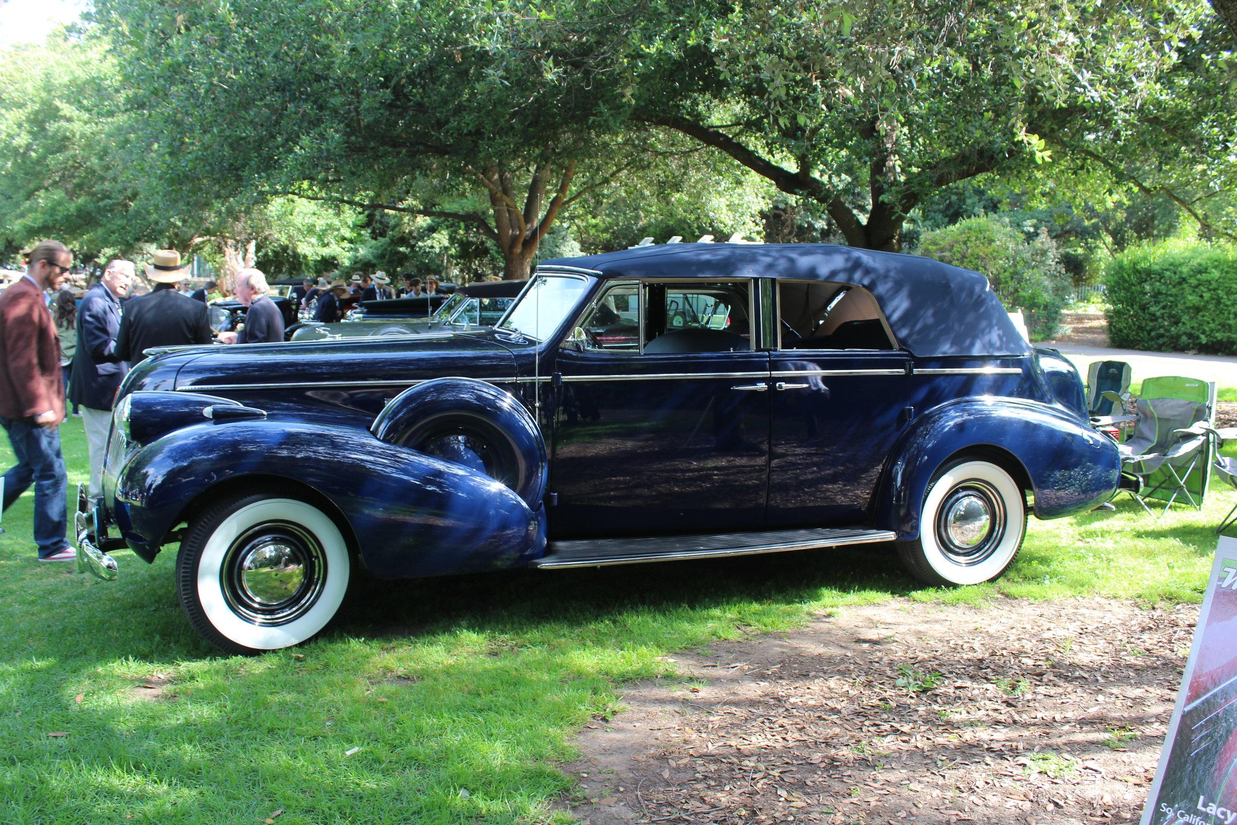 1939 Buick 80 Convertible Sedan John Milliken.JPG