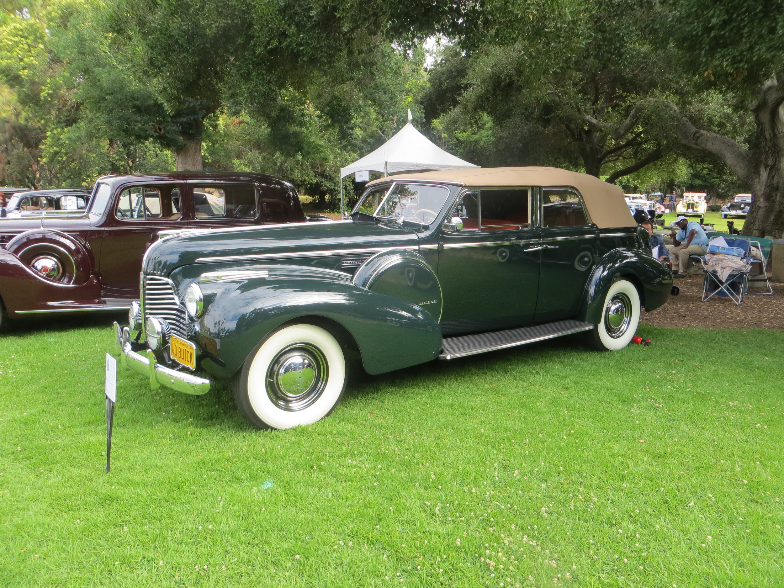 1940 Buick 80 Limited Convertible Sedan Michael Porto.JPG