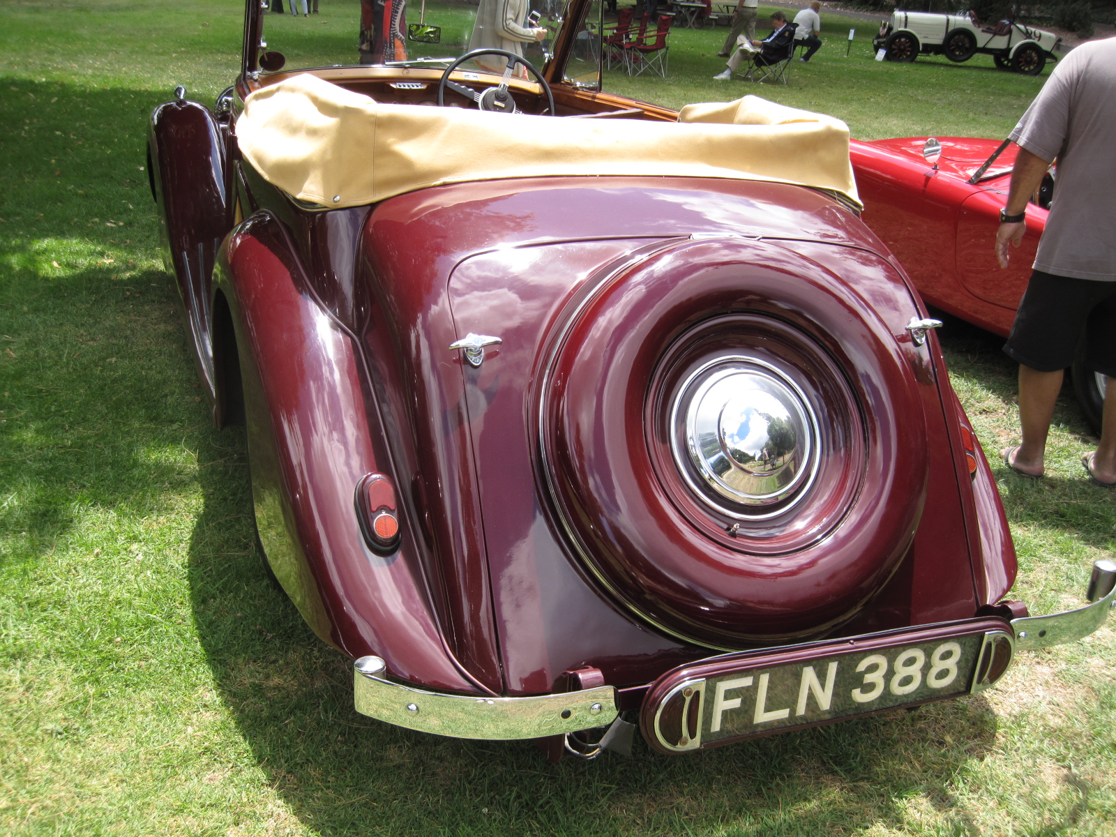 near end of article 1939 Raymond Mays Drophead, Carlton.JPG