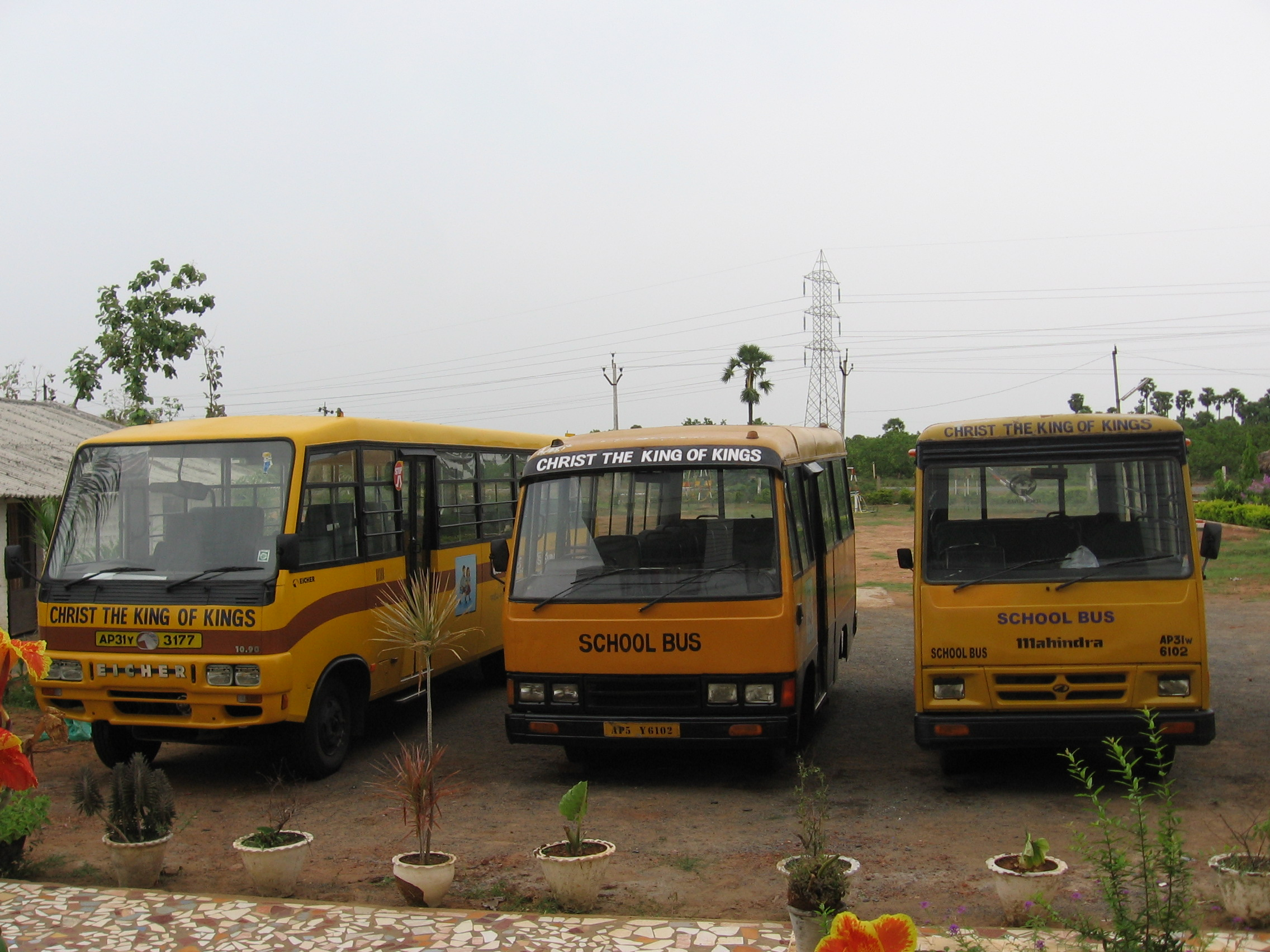 2002 -  The Two World's School opens to area children and soon the school is at capacity.   A second building begins construction that will expand the children's home to include space for 200 children, and 600 school children.