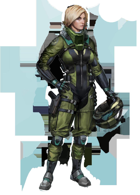 Concept Art: Vanguard