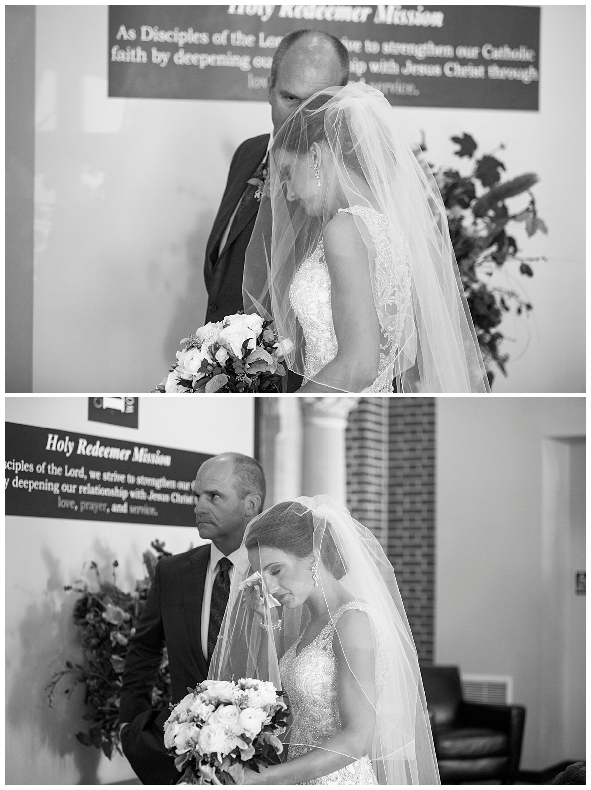 Holy Redeemer Marshall Minnesota Wedding Photographer | Bethany Melvin Photography