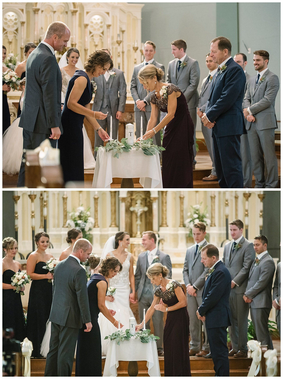 Holy Redeemer Marshall Minnesota Wedding Photographer   Bethany Melvin Photography