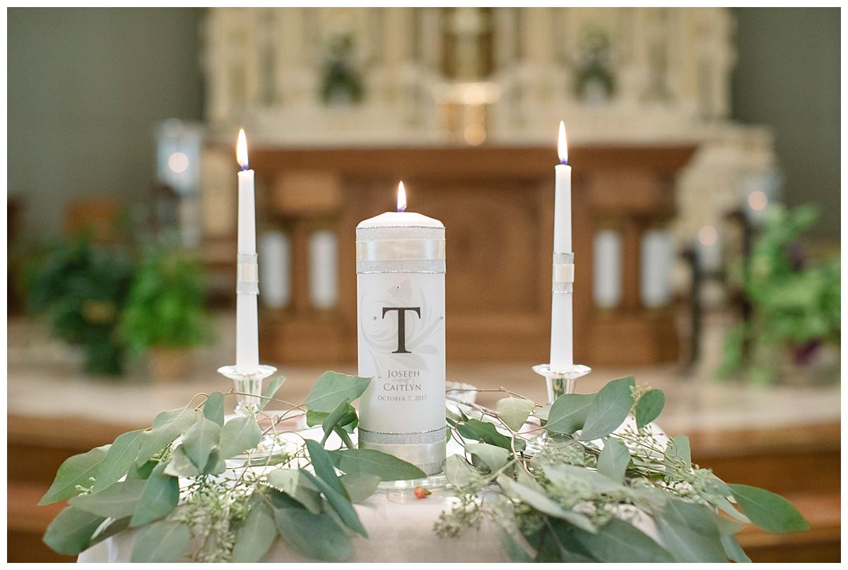 Holy Redeemer Marshall Minnesota Wedding Photographer | Bethany Melvin Photography