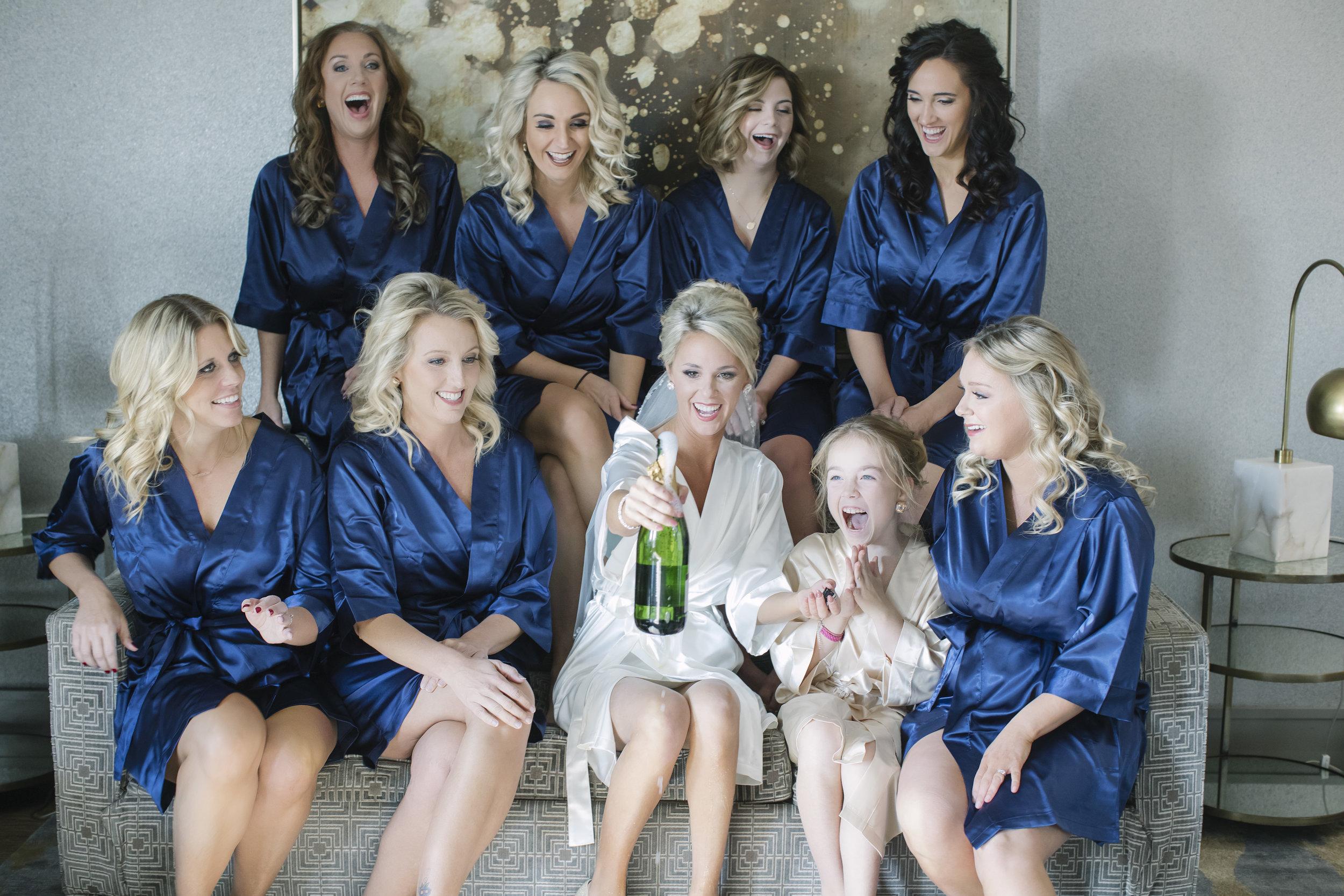 Bethany Melvin Photography | Sioux Falls Hilton Garden Inn Wedding