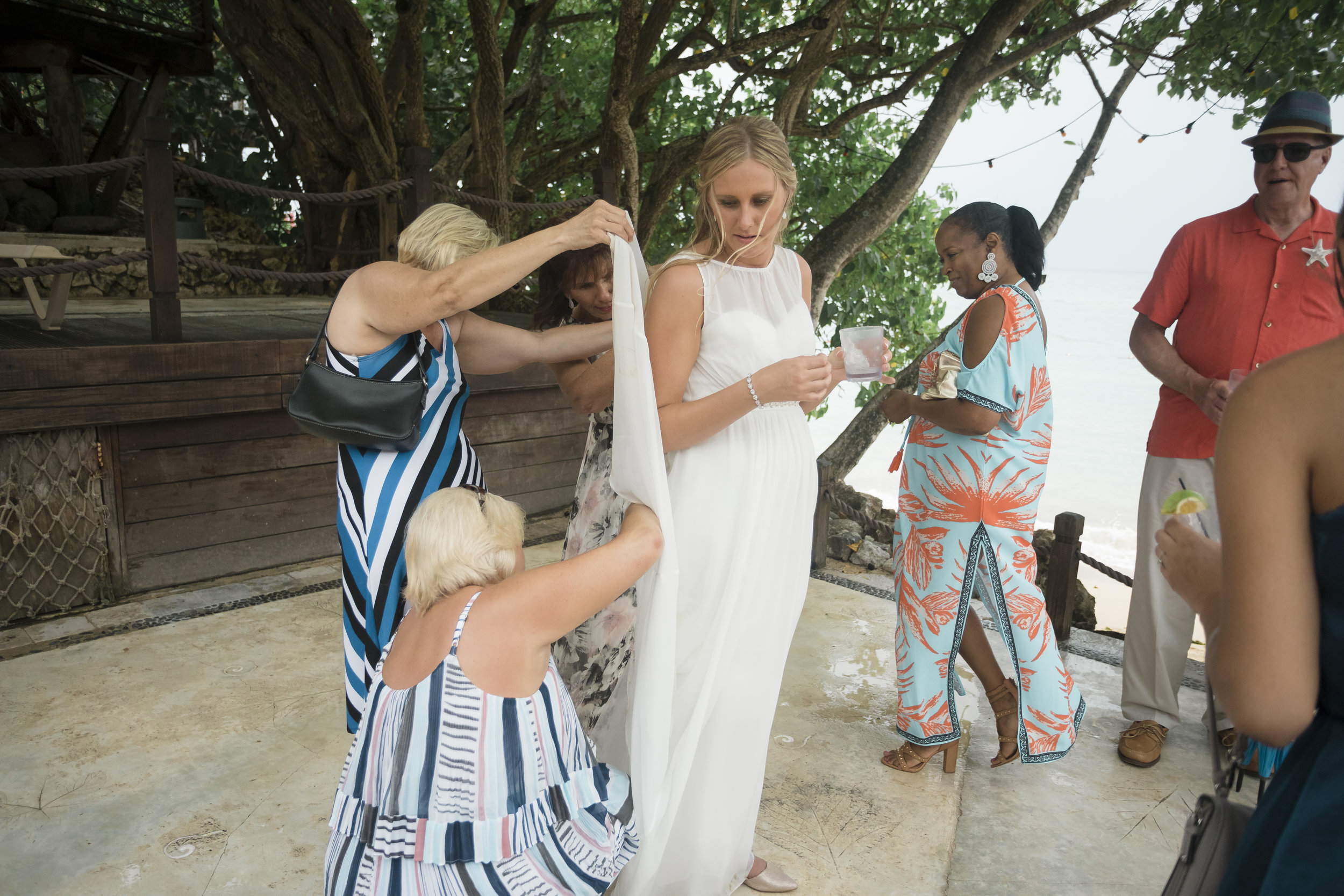 SANDALS OCHI BEACH RESORT DESTINATION WEDDING | BETHANY MELVIN PHOTOGRAPHY