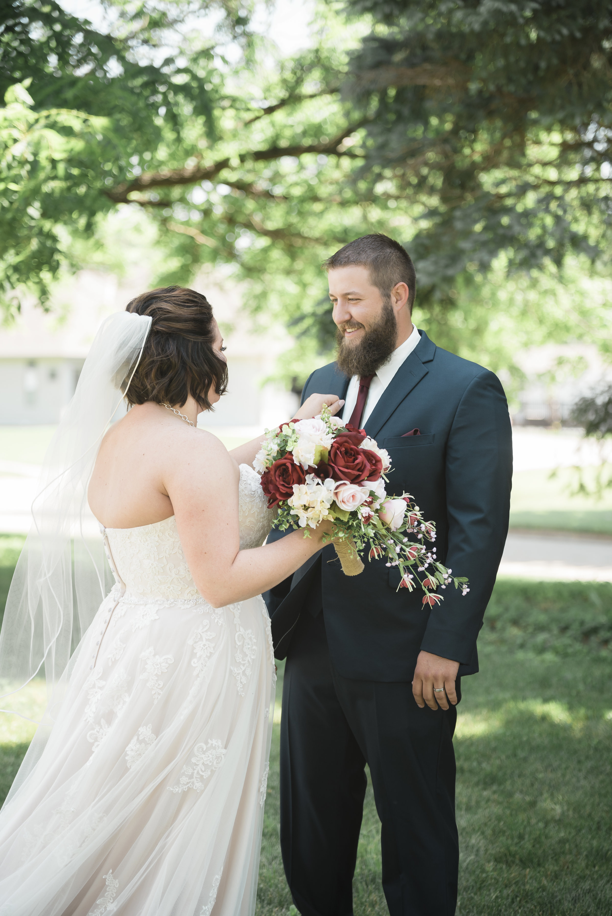 Bethany Melvin Photography | Sioux Falls Wedding Photographer
