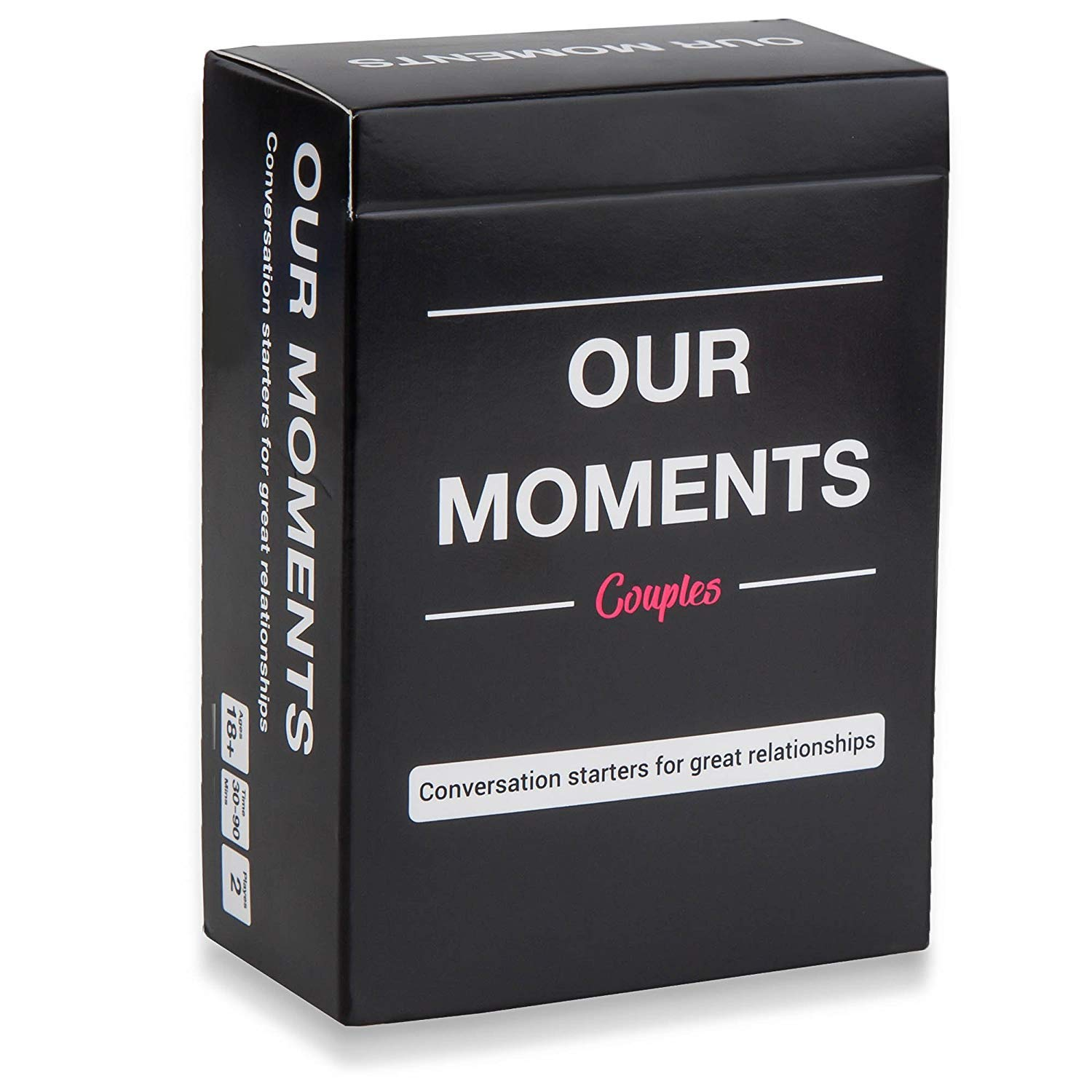 Our Moments: Couples Game (Amazon)