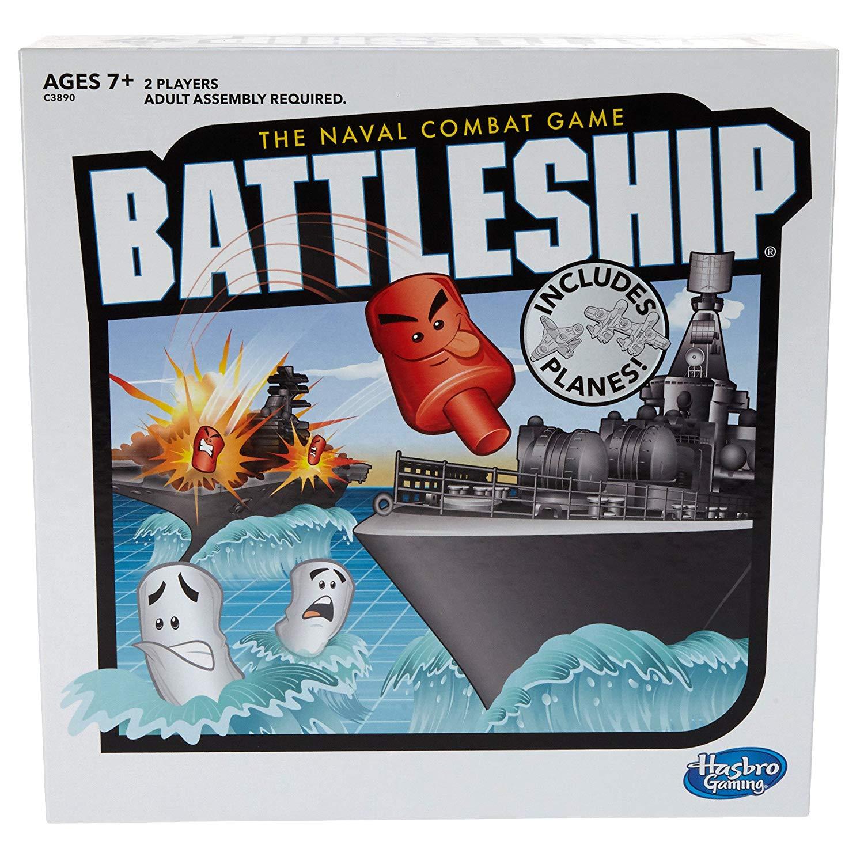 Battleship Board Game (Amazon)