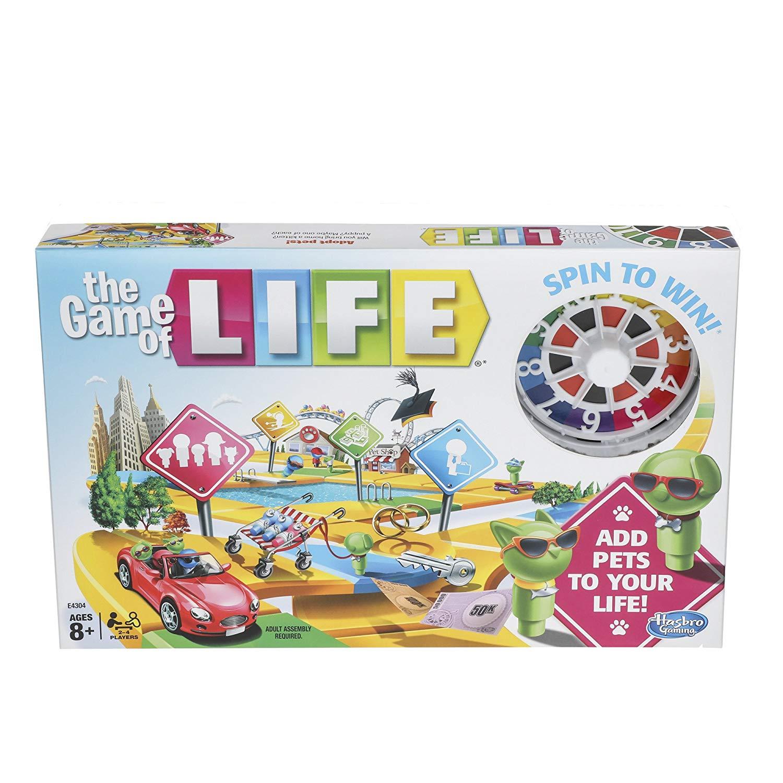 Life Board Game (Amazon)