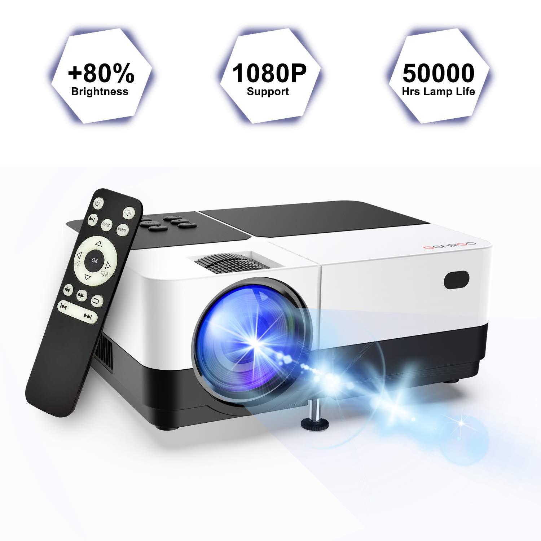 GEARGO Video Projector (Amazon)