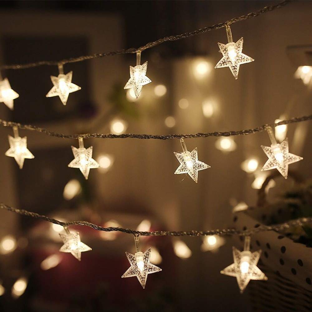 Twinkle Star 100 LED Star String (Amazon)