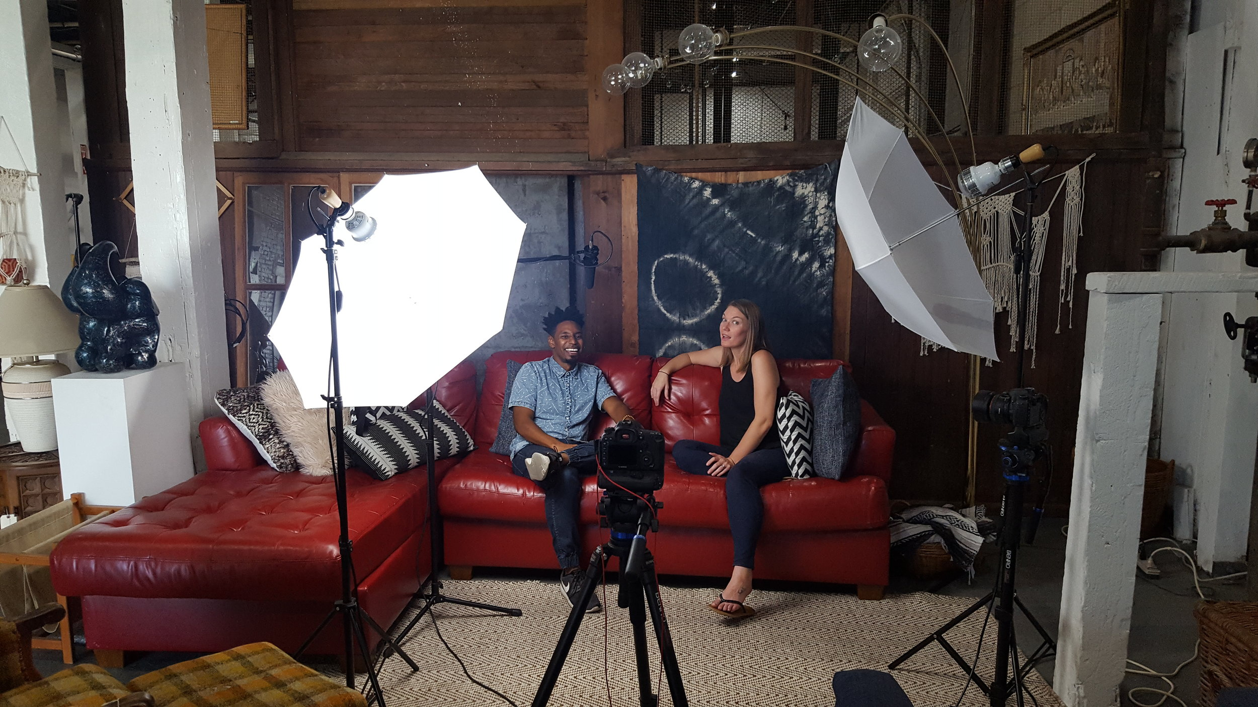 Interviewed by Rachael Parker-Chavez of Defining: Good - The Human Side of Business & Relationships: During this video interview, we jumped all into discussing social entrepreneurship, mentorship, and intentional relationship building!