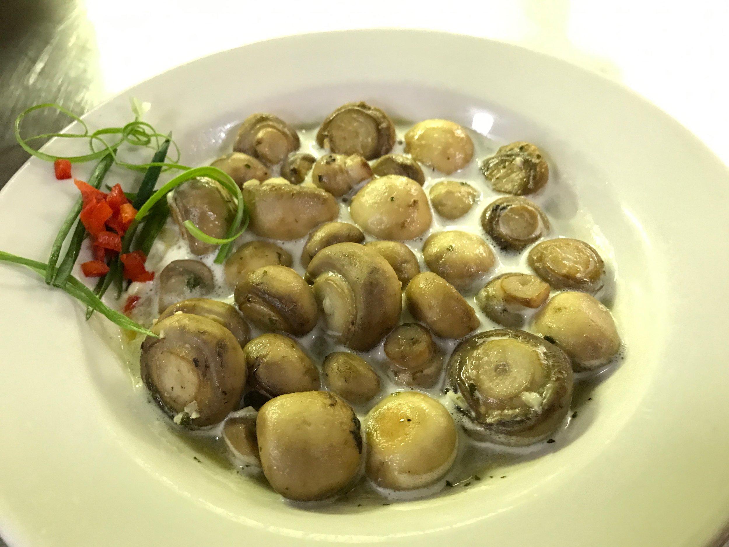Sautéed Mushroom s