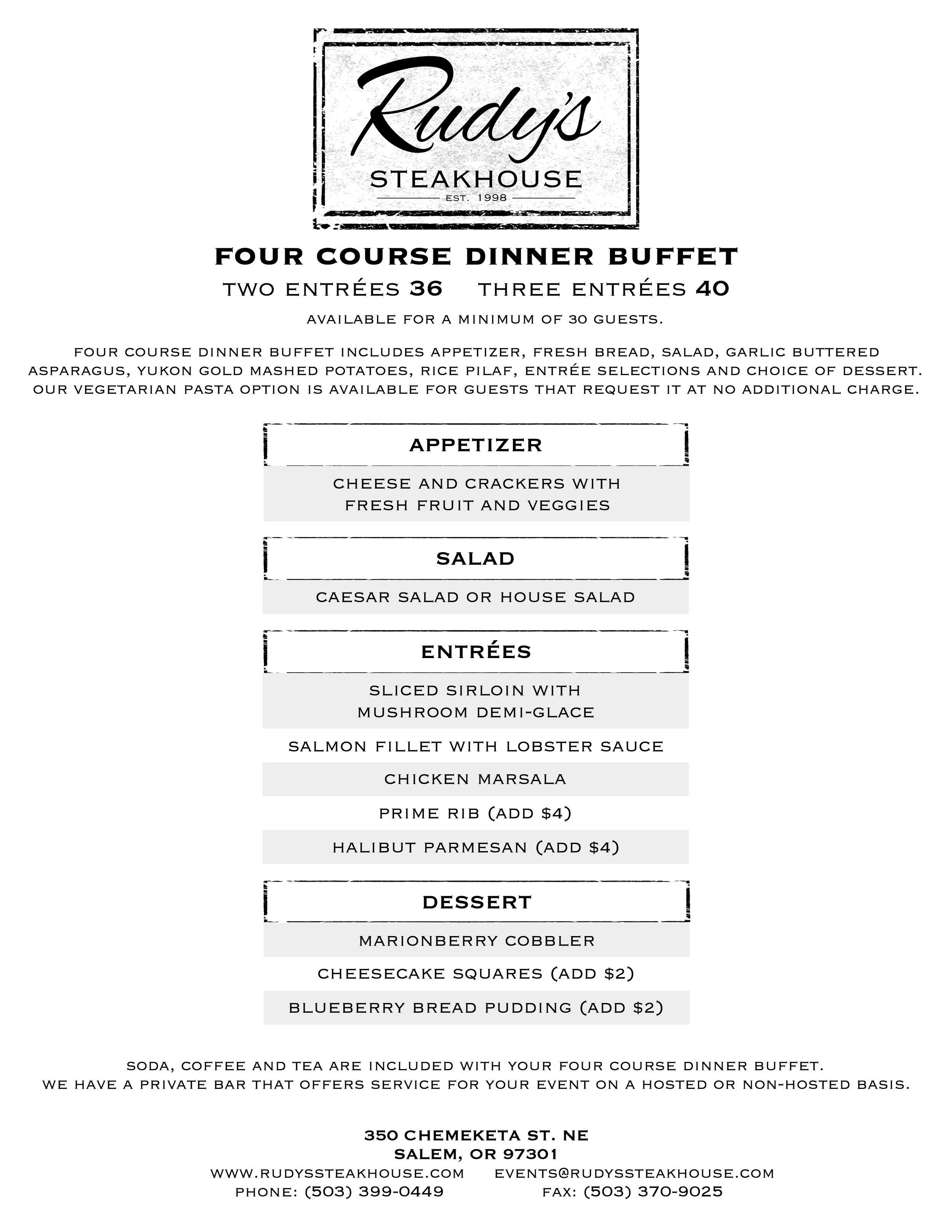Rudy's Steakhouse Buffet Options.jpg