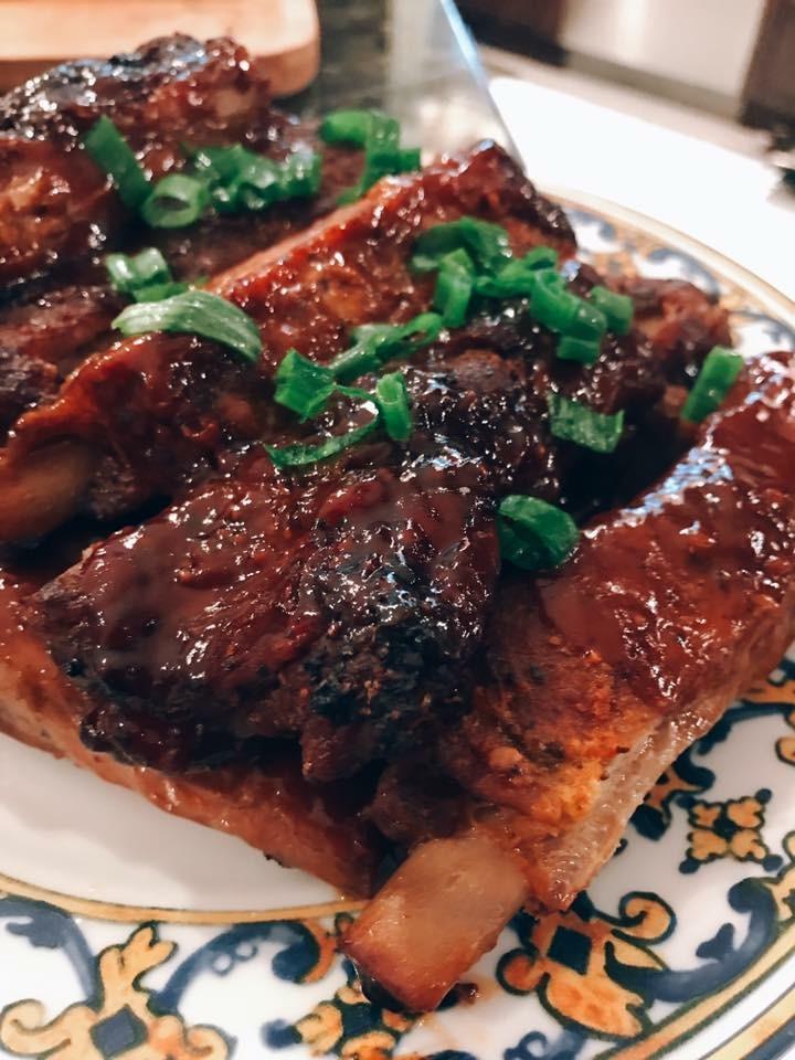 ASIAN BBQ RIBS
