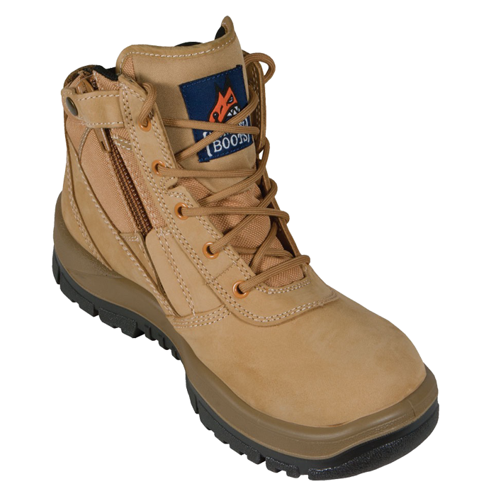 Come in and check out our selection of  Mongrel Boots  like the Wheat ZipSider boot (pictured)