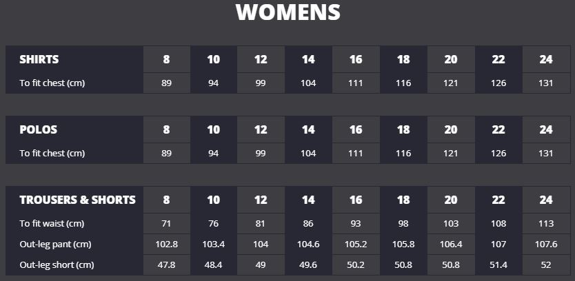 Syzmik workwear size chart womens.JPG