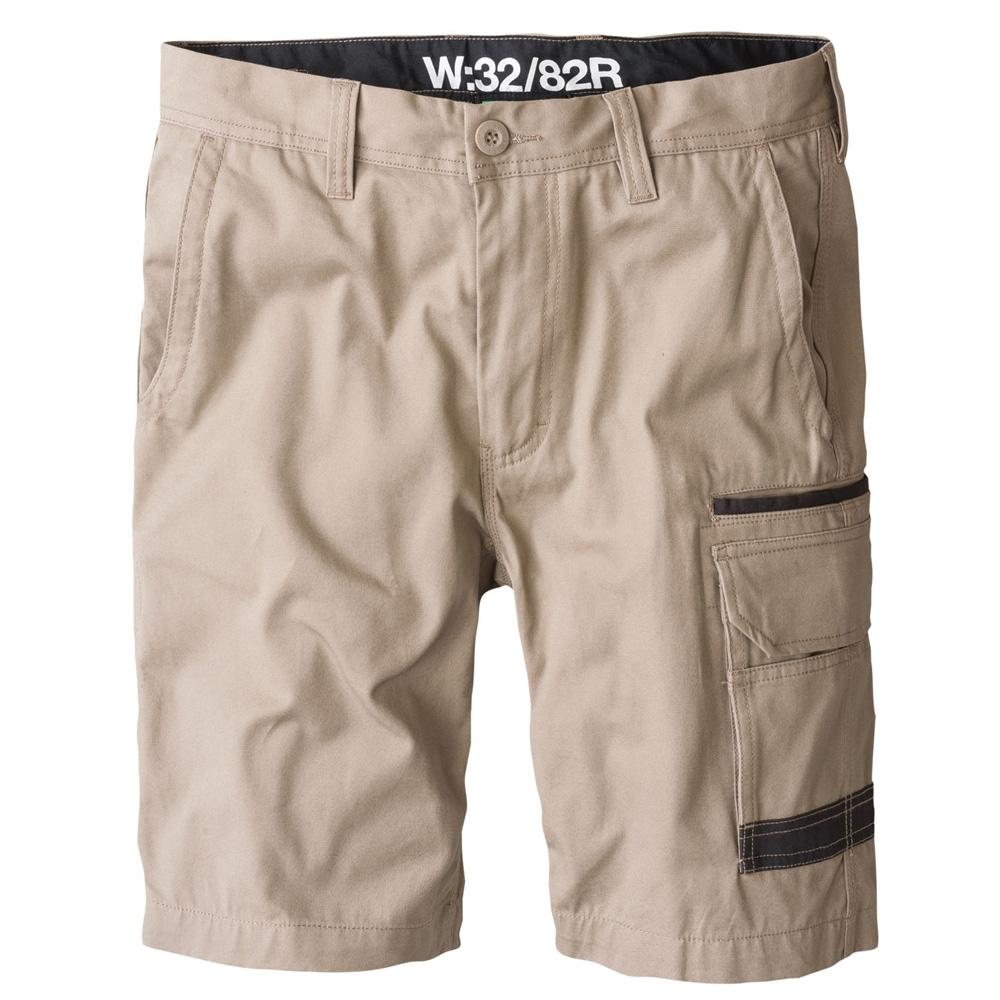 FXD Workwear WS-1 work shorts khaki