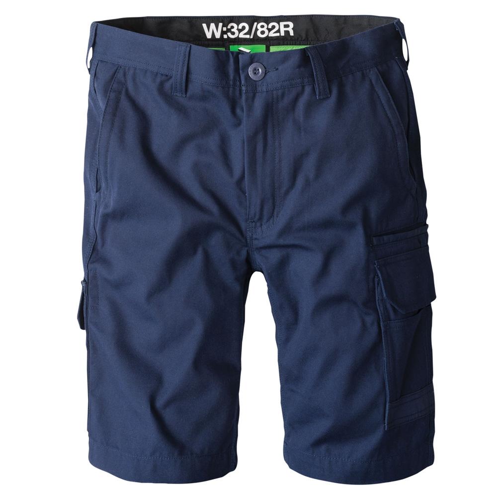 FXD Workwear WS-1 work shorts navy