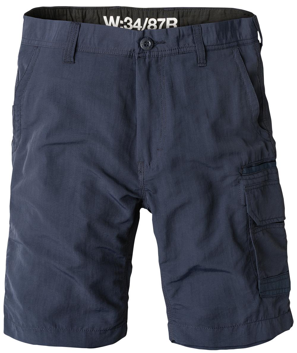FXD Workwear LS-1 work shorts navy