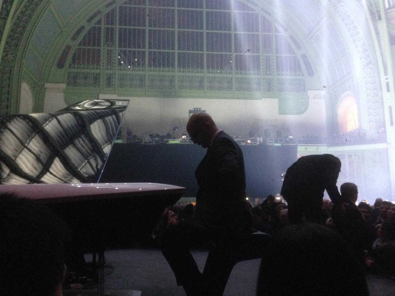 HSS at Nuit De Chine at Le Grand Palais 2014