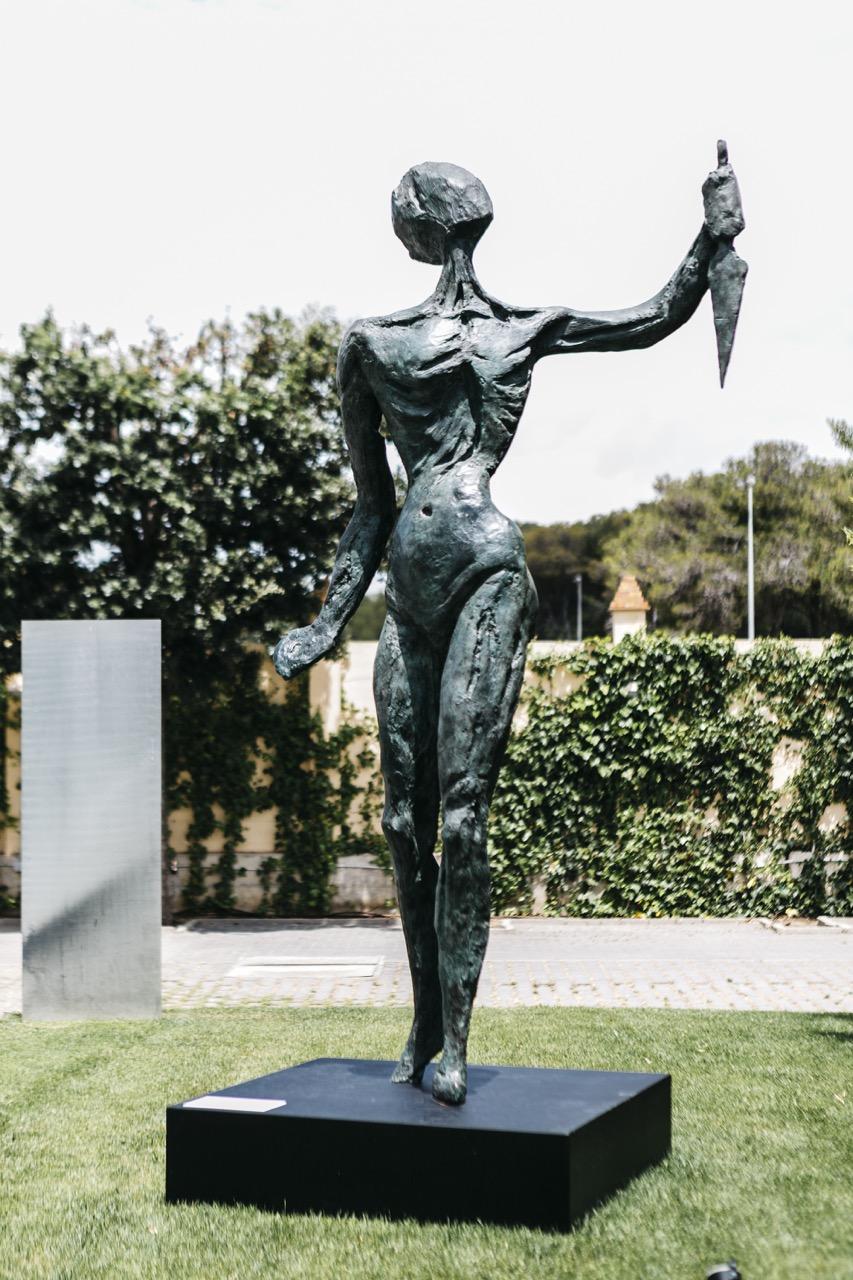 Dali Sculpture Exhibition - Barcelona 2016