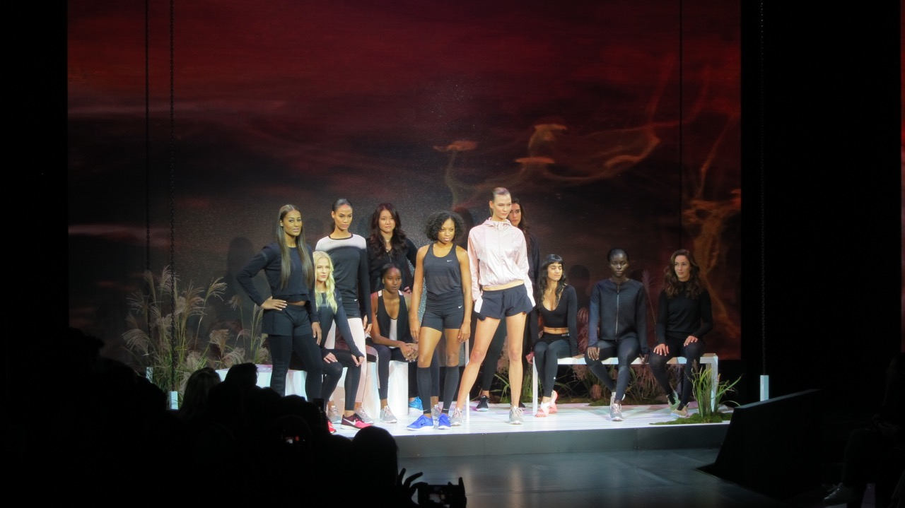 Original Music for the Nike Womenswear Collection Fall 2015