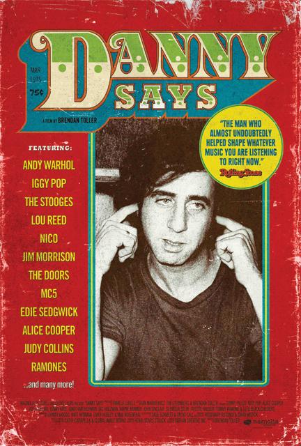 "Original Music for Music Documentary ""Danny Says"""