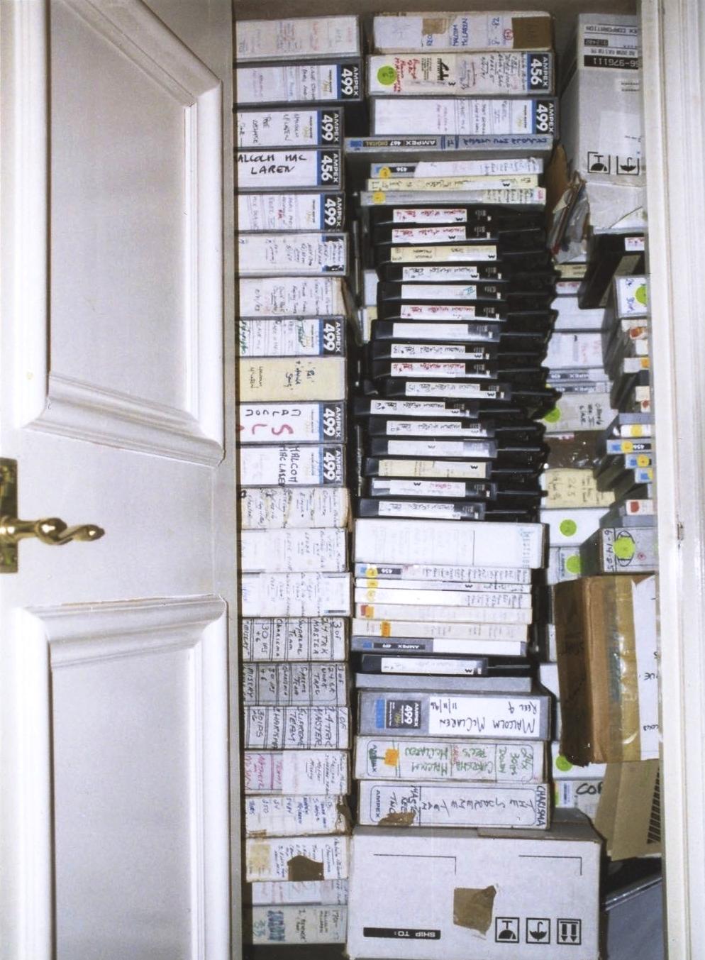 Malcolm McLaren's Multitracks Vault