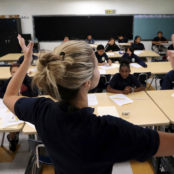 What Charter Schools See in Opportunity Zones. - Using tax incentives to fund new schools