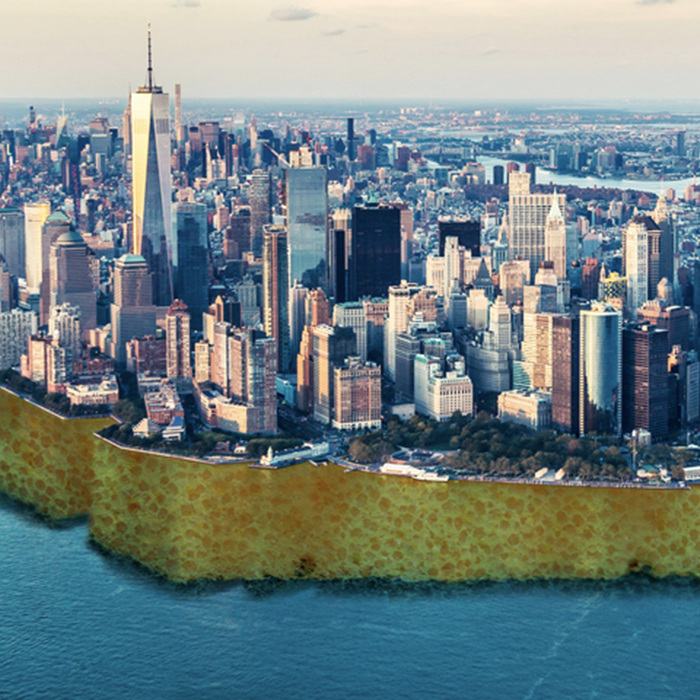 How to Build a City That Doesn't Flood? - Turn it into a sponge