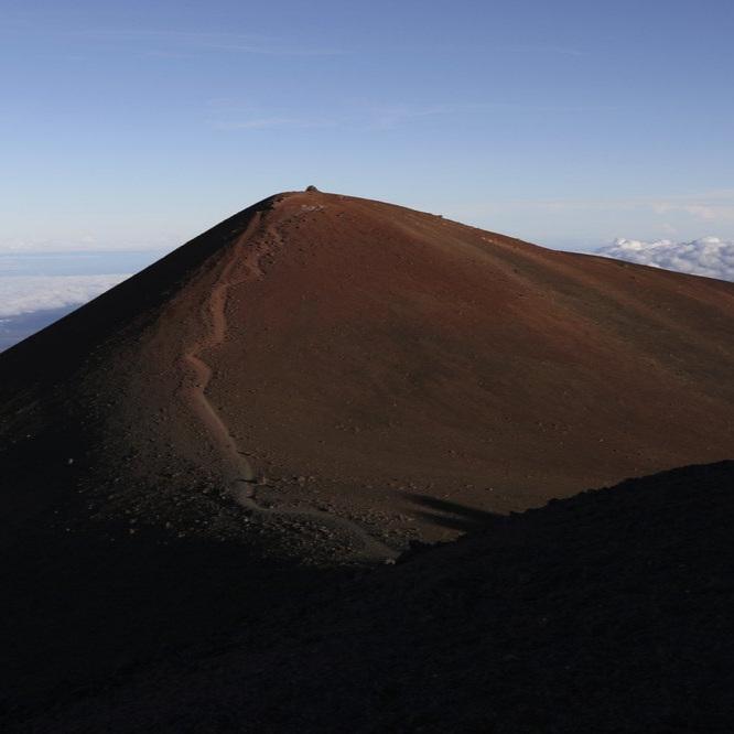 Scientists build on sacred land. - Despite protests, scientists ignore Native Hawaiian's plea to respect Mauna Kea.