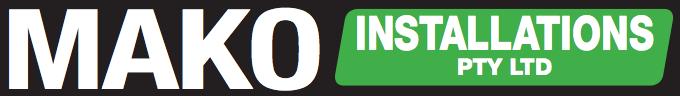 mako installations logo